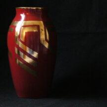 vase Art-Déco