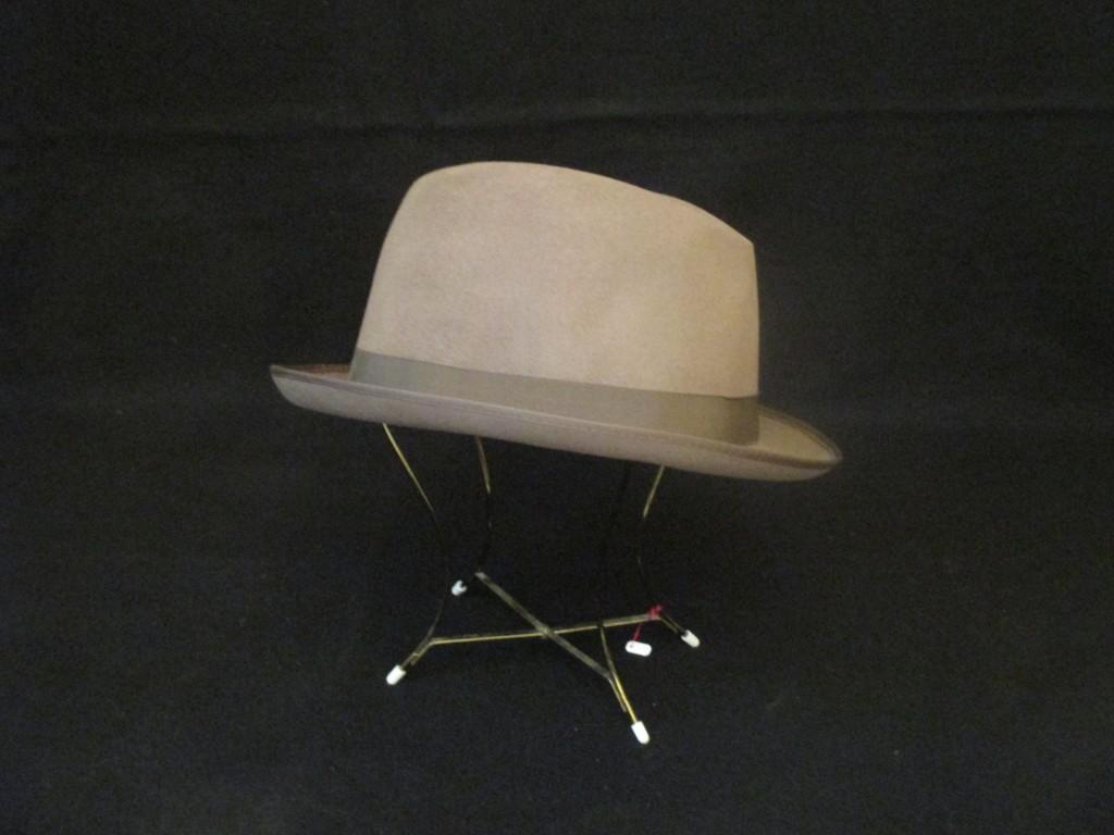 chapeau de biais