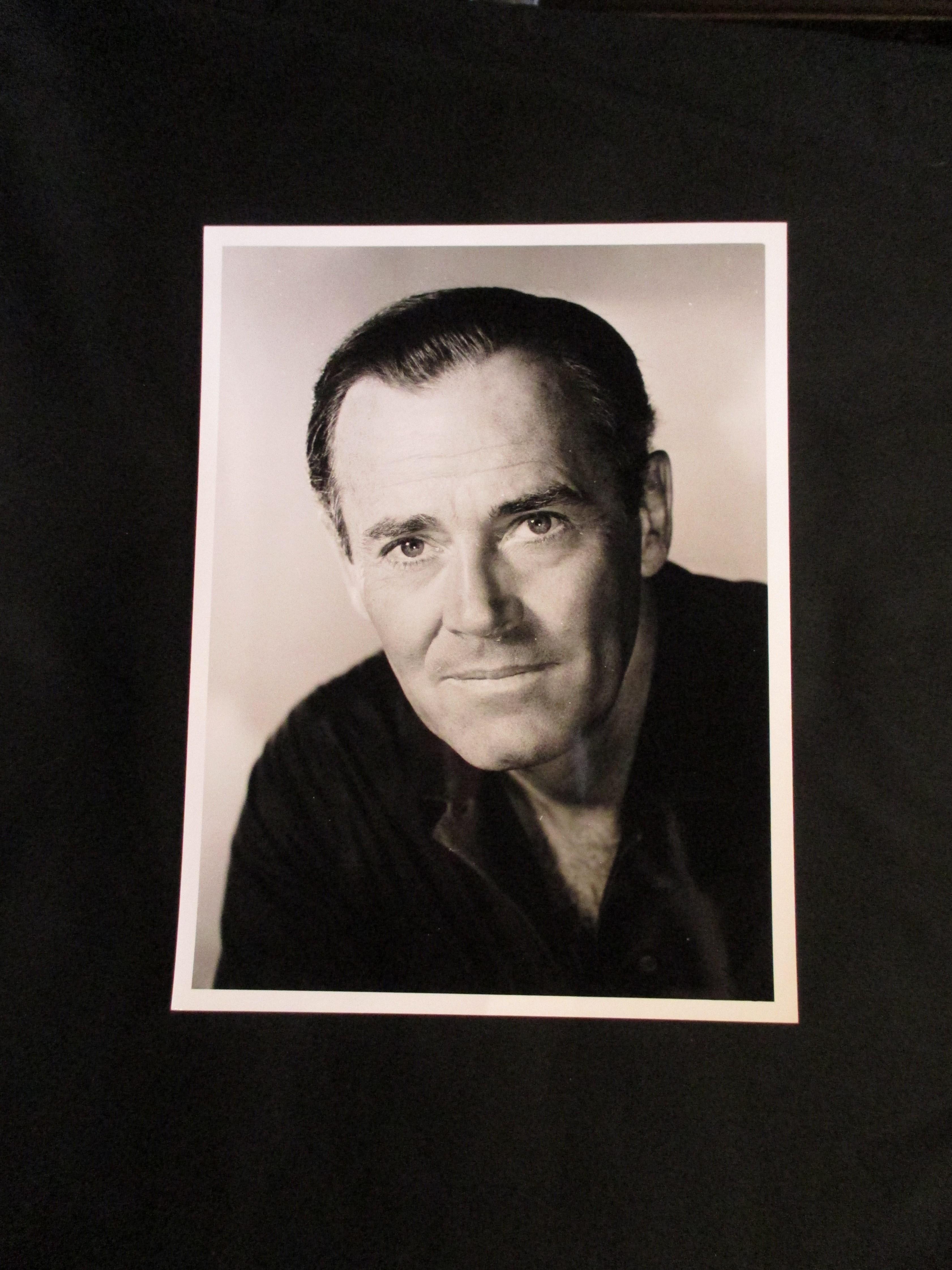 Photo d'Henri Fonda